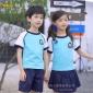 濮阳豫童洁心幼儿园园服2020年夏季新品全棉校服展示