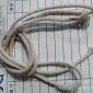 厂家直销 包芯绳 棉绳 三股棉绳 中空带